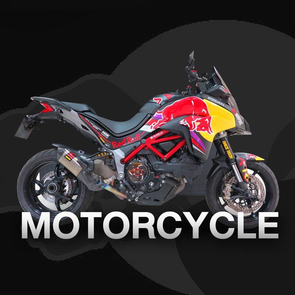 WRAP A CAR Motorcycle