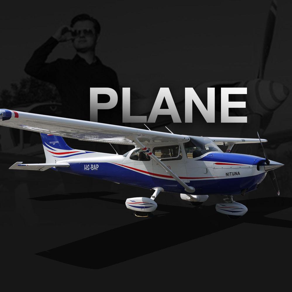 WRAP A CAR Plane